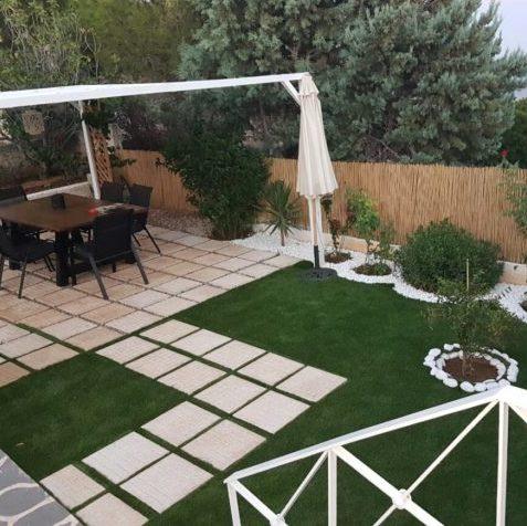 Σχεδιασμός Κήπου - Κατασκευή Κήπου Green Future